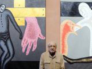 Il pittore Concetto Pozzati e due opere del ciclo pittorico De-Posizioni.crop_display.jpg