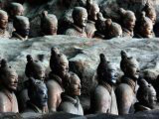 Xian, Cina -Esercito di terracotta