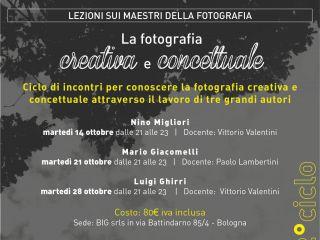 La fotografia creativa e concettuale